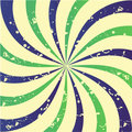 Grungy Swirl Background