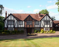 British Tudor Home