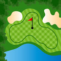 Golf Course Hole