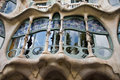 Window of casa batllo