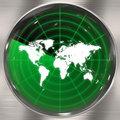 World Radar Screen