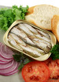 Sardines And Salad