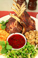 Roasted Lamb Rack