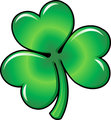 Illustration of Shamrock clover