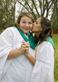 Graduation Kisses