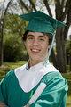 Smiling Graduate Boy