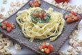 Pasta and Pesto