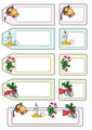 Christmas Tags