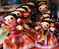 Colorful Lupita Dolls Mexico