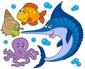 Aquatic animals collection 3