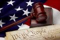 American justice still life
