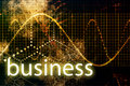 Business Abstract Technology
