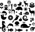 Collection of nature icons