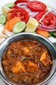 Kadai paneer curry