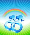 Gay Relationship Gender Symbols