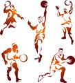 Basketball Players Collection
