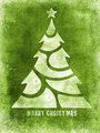 Marry Christmas grunge