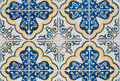 Portuguese glazed tiles 219