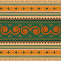 Thailand traditional pattern
