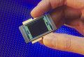 Microprocessor chip