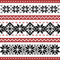 Nordic pattern