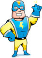 Electric Superhero