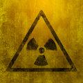 Nuclear dangerous sign