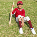 Baseball player child