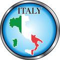 Italy Round Button