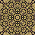 Antique oriental seamless pattern