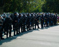 Riot police