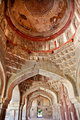 Decorations Inside Sheesh Shish Gumbad Tomb Lodi Gardens New Del