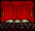 Theatre with audience