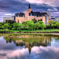 Delta Bessborough Hotel in Saskatoon, Canada