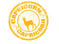 capricorn stamp