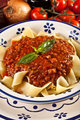 Tagliatelle Bolognese
