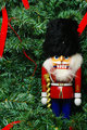 Nutcracker and a wreath 