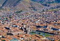 Cusco cityscape