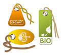 Set of tags for organic