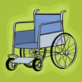 Clip art wheelchair