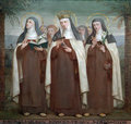 Carmelite Saints