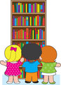 Bookcase Kids