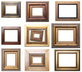 Group Of Picture Frames