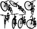Mountain bikes