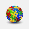 Puzzle sfere