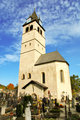 Church of our lady and cemetery (liebfrauenkirche) - Kitzbuhel A