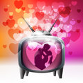 Tv spreading love around