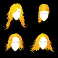 Blonde avatars