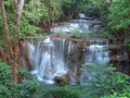 Huay Mae Kamin Waterfall