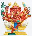 Hindu ganesha God